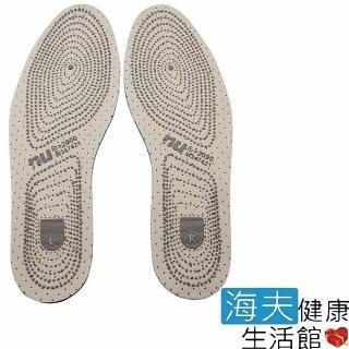 【恩悠數位】NU 鈦鍺能量鞋墊-穴道運動款