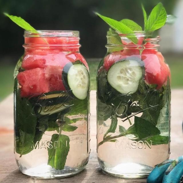 【美國製造Ball】玻璃密封罐 32oz 窄口玻璃瓶(12入)