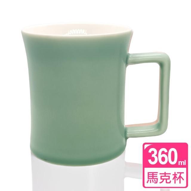 【乾唐軒活瓷】幸福馬克杯 / 薄荷綠
