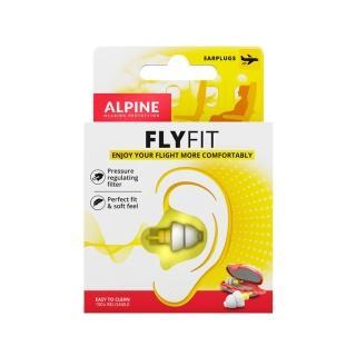 【Alpine】荷蘭原裝進口 Flyfit 頂級飛行專用耳塞