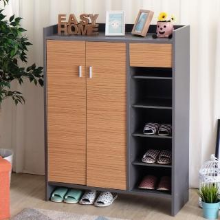 【EASY HOME】高台置物鞋櫃收納28雙鞋