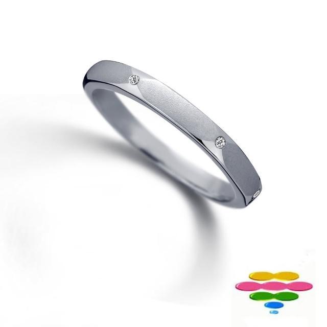 【彩糖鑽工坊】真情 Truly Love 系列 鑽石戒指(CL-RF39)
