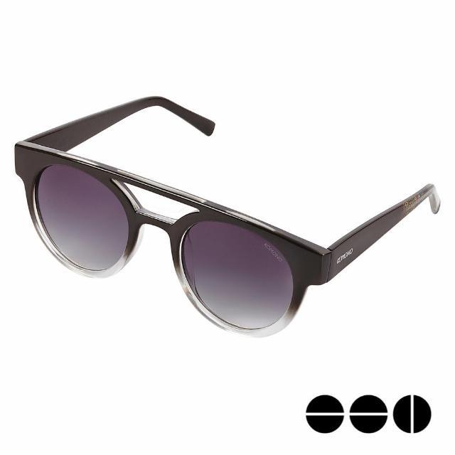 【KOMONO】太陽眼鏡 Dreyfuss 德芙印花系列(漸層變形蟲)