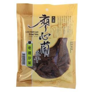 【大溪廖心蘭】老道沙茶豆干