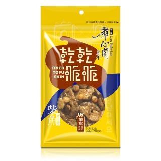 【大溪廖心蘭】乾乾脆脆豆干-柴魚