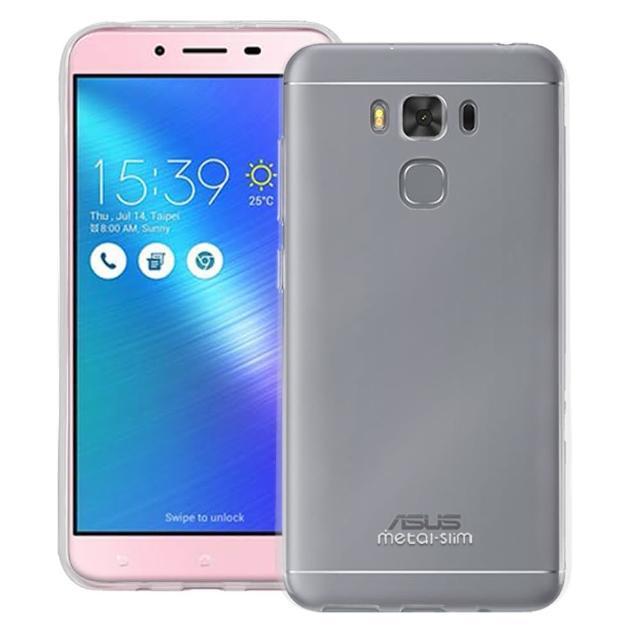 【阿柴好物】ASUS ZenFone 3 Max ZC553KL(時尚超薄TPU透明軟殼)