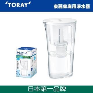 【日本東麗TORAY】速過濾淨水壺2L(PT302F總代理貨品質保證)