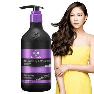 【台塑生醫Dr's Formula】溫潤舒活洗髮精-升級版(580g)