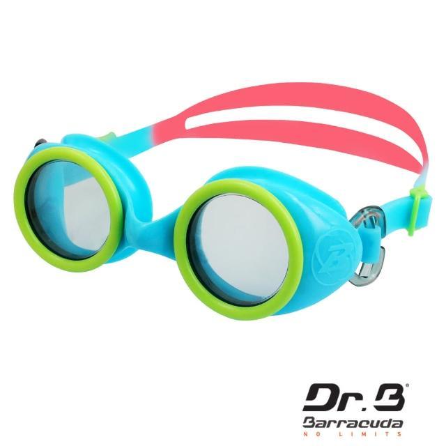 【美國巴洛酷達Barracuda】光學度數泳鏡巴博士Dr.B#91395(WIZARD)