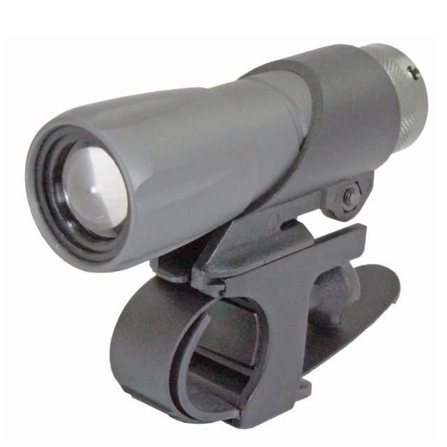 皇家騎士3W伸縮調焦變光手電筒B21-1入(12H)
