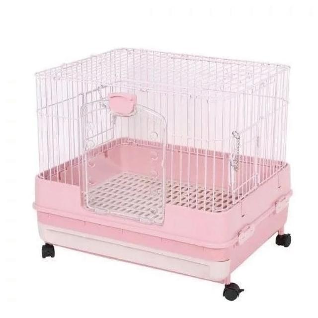 【Marukan】豪華挑高抽屜式精緻兔籠天竺鼠籠小動物飼養籠(MR-995)