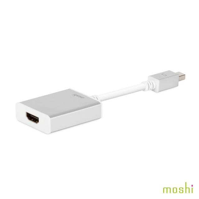 【Moshi】Mini DisplayPort - HDMI 轉接線(Pro 專業版)