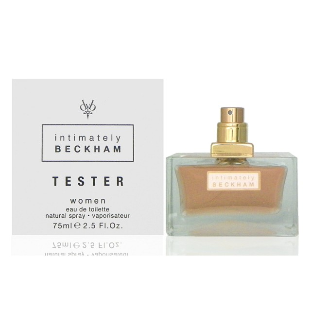 【David Beckham】Intimately 迷人小貝女性淡香水(75ml Test 包裝)