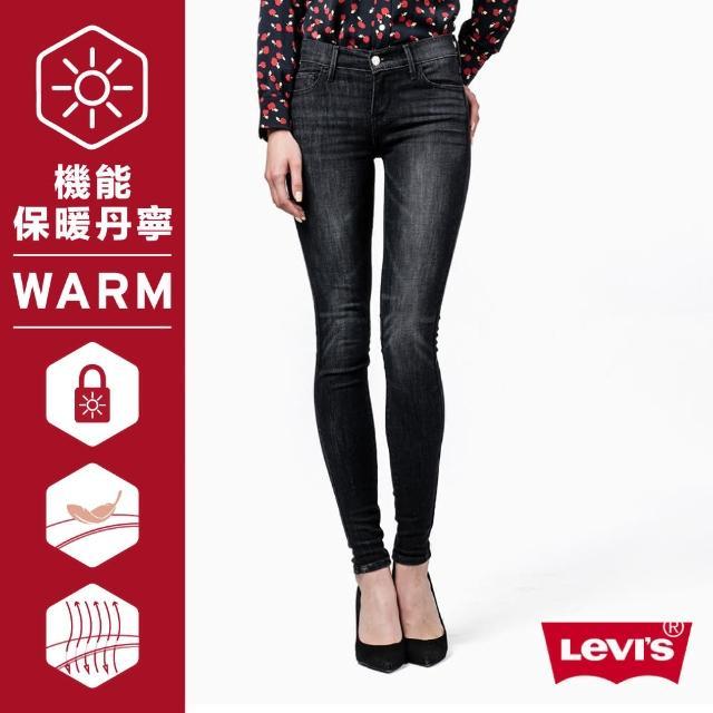 【Levis】710 中腰超緊身牛仔褲 / 高彈力布料