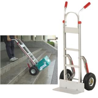 【COLOR】鋁製重型多功能推車(可上下樓梯)