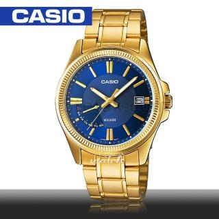 ~CASIO 卡西歐~送禮 _不鏽鋼錶帶_防水_日期星期顯示_紳士男錶 MTP~E115G