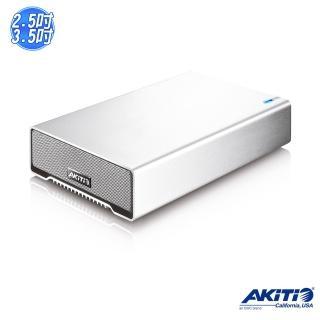 【AKiTiO 艾客優品】星極光 U3(3.5 吋 USB3.0 硬碟外接盒)