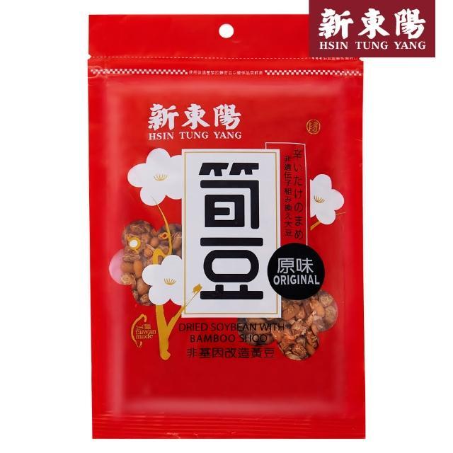 【新東陽】原味筍豆(150g)