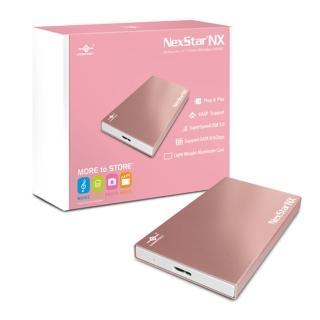 【凡達克】2.5吋 USB3.0 硬碟外接盒(NST-239S3-RG)