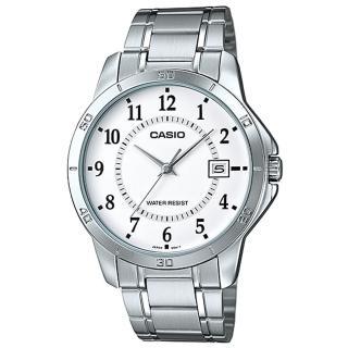 【CASIO】經典商務型男數字指針腕錶(MTP-V004D-7B)