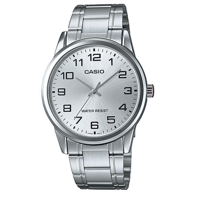 【CASIO】經典商務型男數字指針腕錶(MTP-V001D-7B)