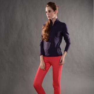 【JORDON橋登】女款保暖內搭褲 POLARTEC POWER DRY(P534)