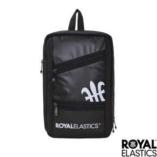 【Royal Elastics】Challenge挑戰系列 - 單肩/後背包 - 黑色