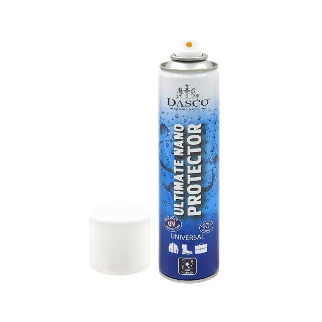 【○糊塗鞋匠○ 優質鞋材】L153 英國伯爵DASCO奈米防水噴霧 300 ml(罐)