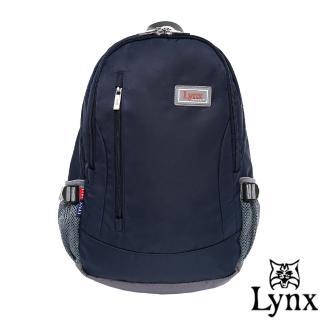 【Lynx】山貓城市輕遊款多隔層機能後背包(共4色)