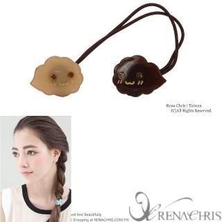 【Rena Chris】雲朵寶寶 ˙雙頭髮束(Brown)