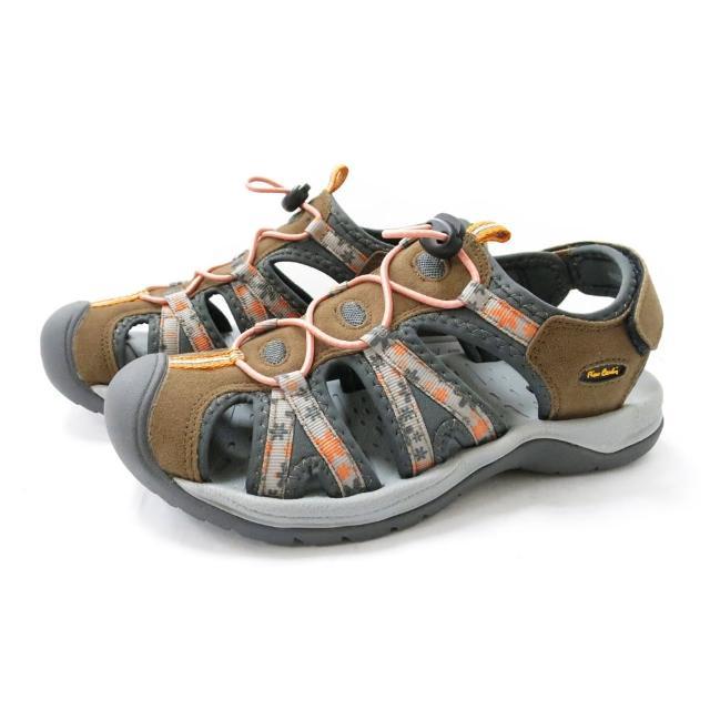 皮爾卡登繽紛輕漾包覆涼鞋(零碼出清)(S)(30)