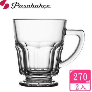 【土耳其Pasabahce】卡薩布蘭卡咖啡杯(二入組)