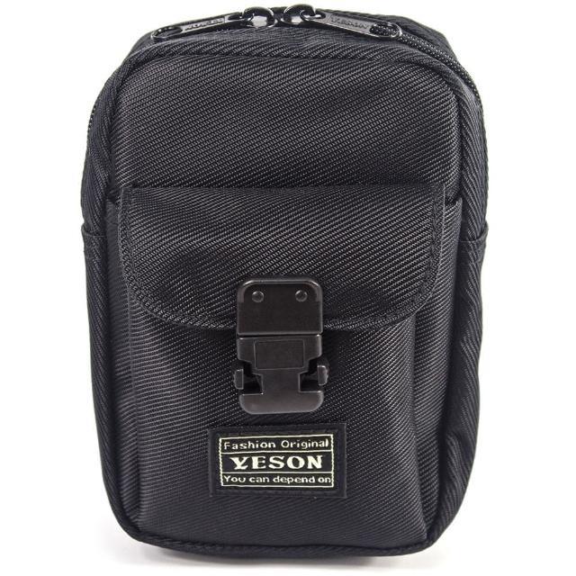 【YESON】防撥水多功能腰包(MG-519)