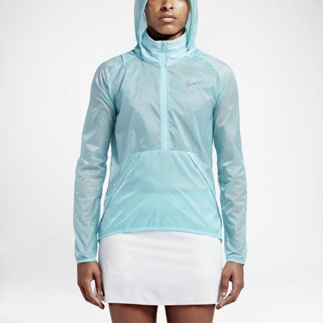 【Nike Golf】防風 連帽 運動外套(里約綠802938-466)