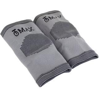 【OMAX】竹炭護肘護具-2入(1雙-12H)