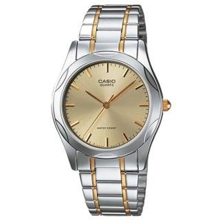 【CASIO】紳士富豪時尚腕錶(MTP-1275SG-9A)