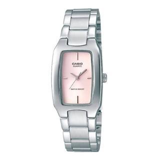 【CASIO】酒桶型時尚腕錶(LTP-1165A-4C)