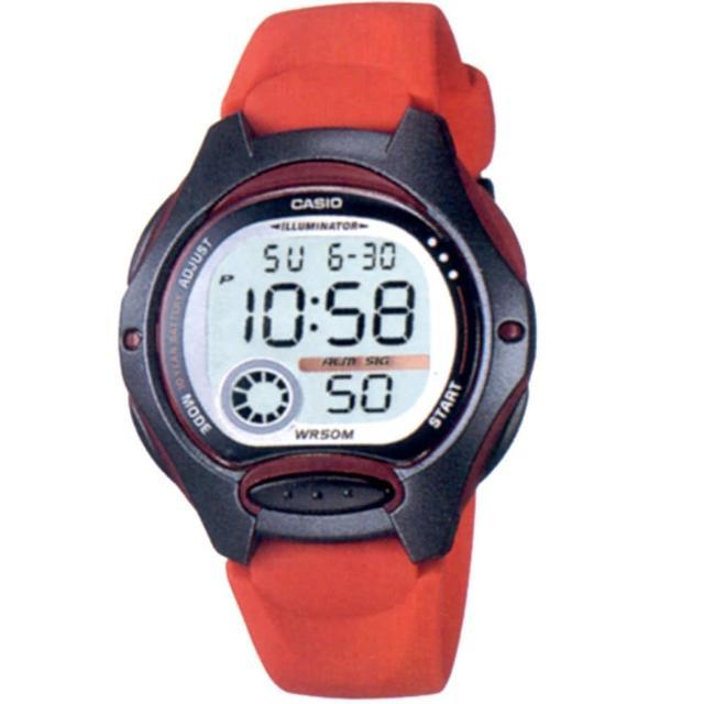 【CASIO】孩童時代十年電池電子錶(LW-200-4A)