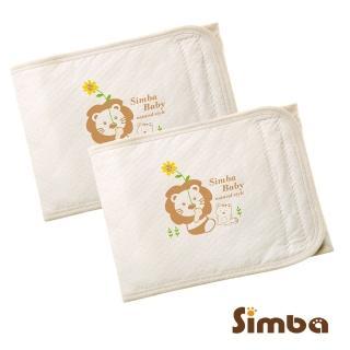 【小獅王辛巴】大地系有機棉嬰兒肚圍-L2入(25x73cm)