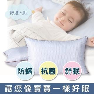 【18NINO81】防蹣安眠舒柔枕(雙枕)