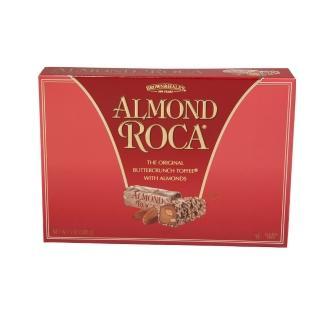 【樂家 ROCA】巧克力杏仁糖(140g)