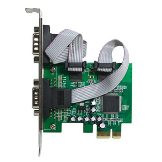【伽利略】PCI-E RS232 2 PORT 擴充卡(PETR02A)