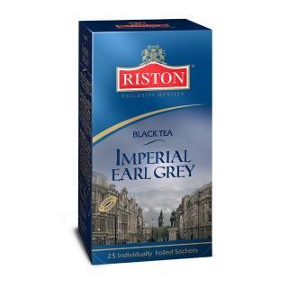 【瑞斯頓Riston】英倫伯爵茶2g*25入