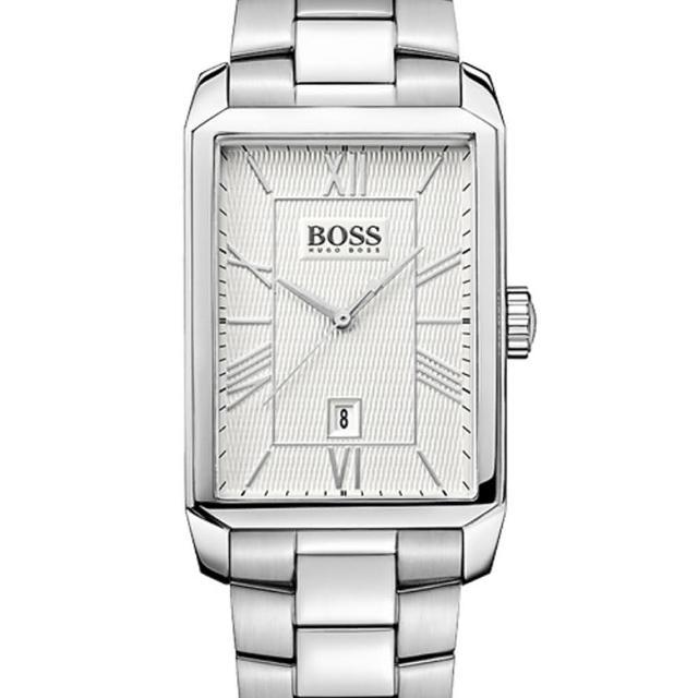 【Hugo Boss Black】流行時尚男錶(1512971)