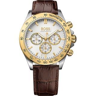 【Hugo Boss Black】流行時尚皮帶錶(1513174)