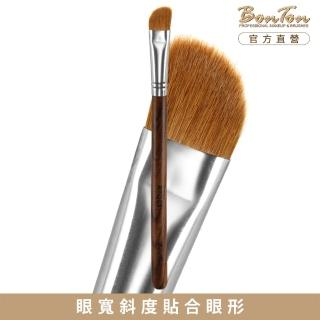 【BonTon】原木系列 斜眼影刷/L RTQ03 頂級100%貂毛