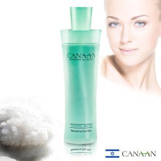 【以色列CANAAN】死海鹽淨膚活泉化妝水125ml