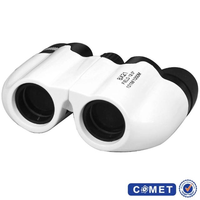 【COMET】北極熊超迷你隨身型8*21望遠鏡(8*21)