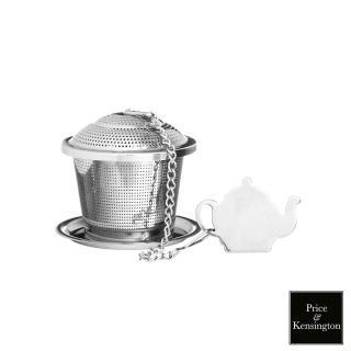 【P&K】不銹鋼花茶滴水盤