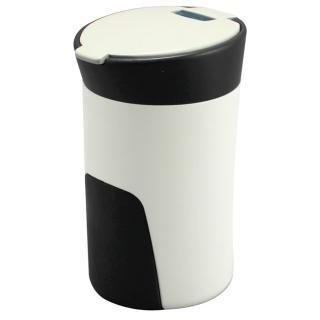 ~YAC~PZ~761好握感LED煙灰缸~米色 汽車 收納置物 垃圾桶